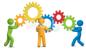 stock-photo-18375225-cog-co-operation