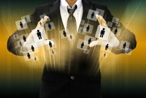 Choosing employees graphic