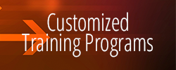 Customized Training Programs