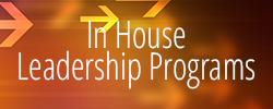 In House Leadership Programs